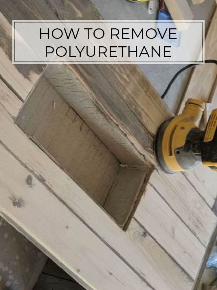 How to Remove Polyurethane From Wood Without Chemicals
