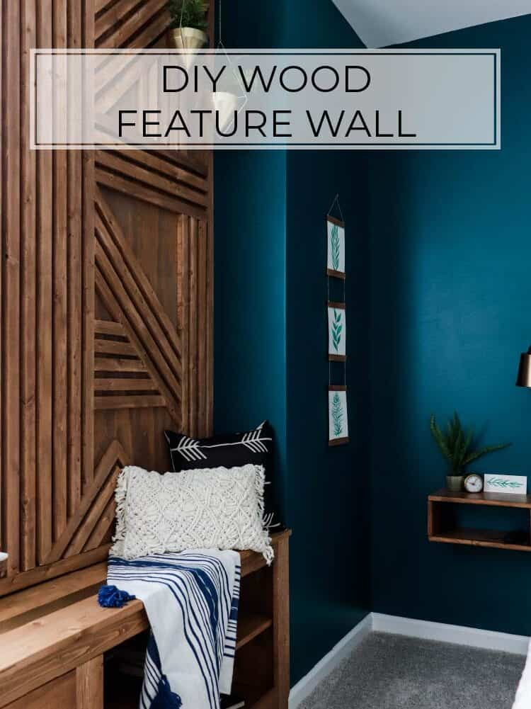 How to Make a Wood Accent Wall