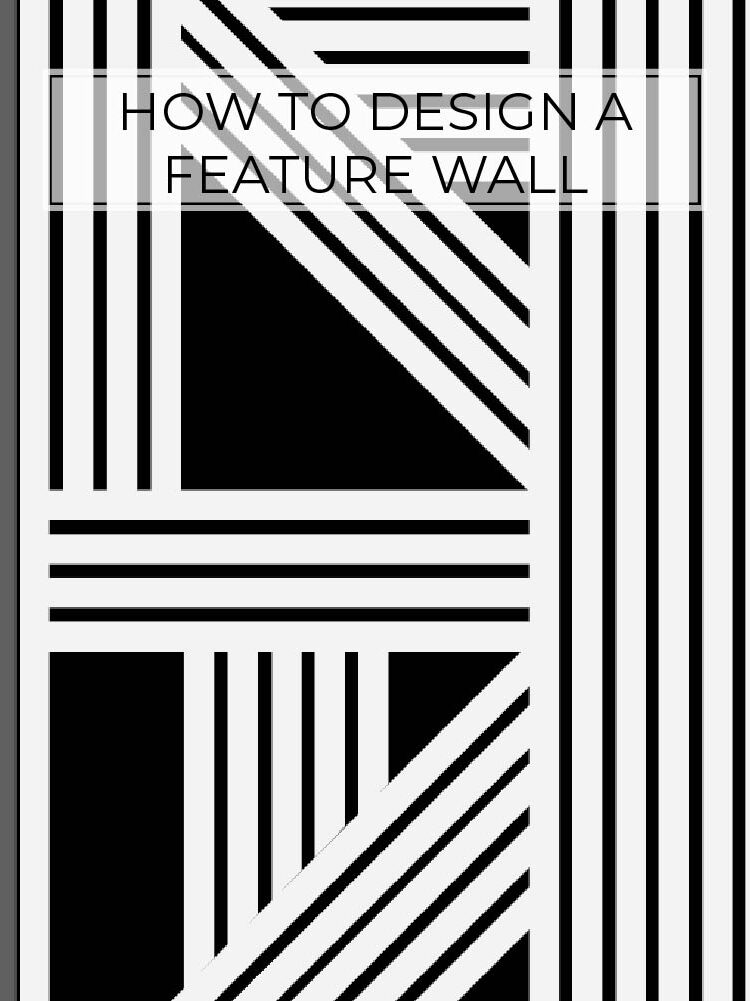 A DIYer's 9 Step Guide to Adobe Illustrator | How to Design a Feature Wall
