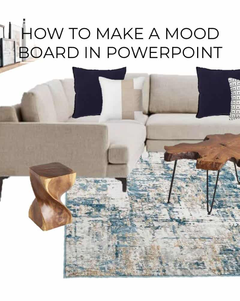 24 How to Create a Mood Board in PowerPoint   Crafted by the Hunts