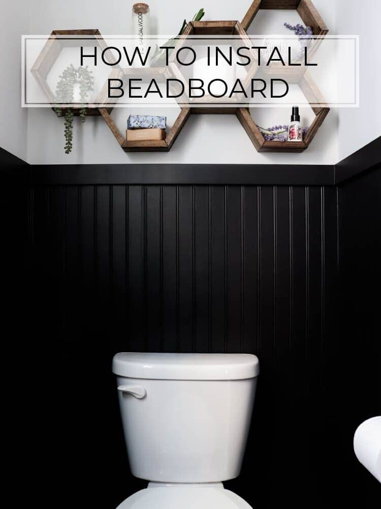 How to Install Beadboard Without Removing Baseboards