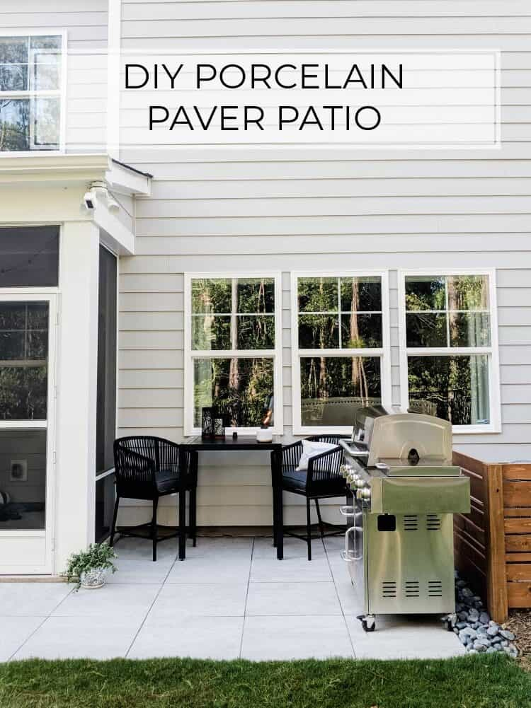 The DIY Patio Everyone Needs