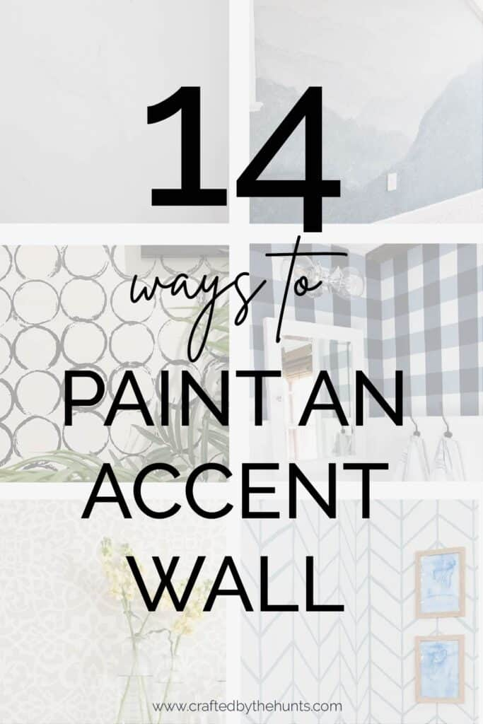 14 ways to paint an accent wall