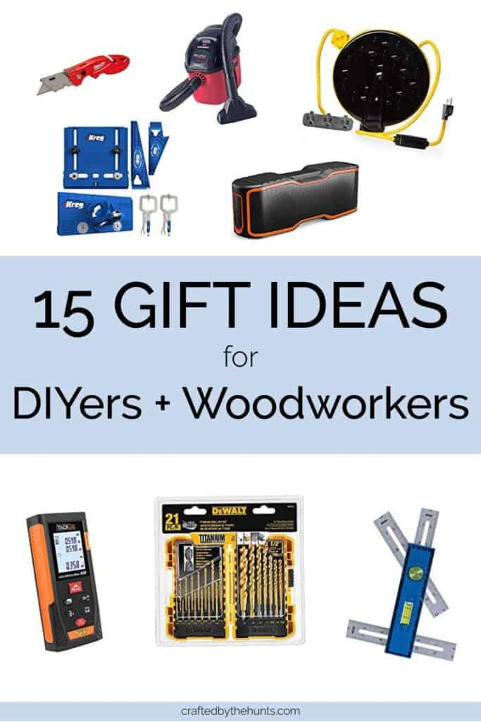 15 gift ideas for DIYers and woodworkers