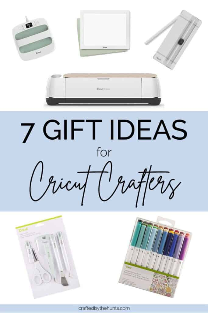 7 Gift Ideas for Cricut Crafters