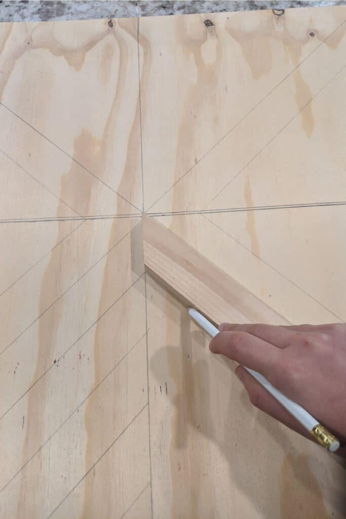 designing pattern for wood wall art
