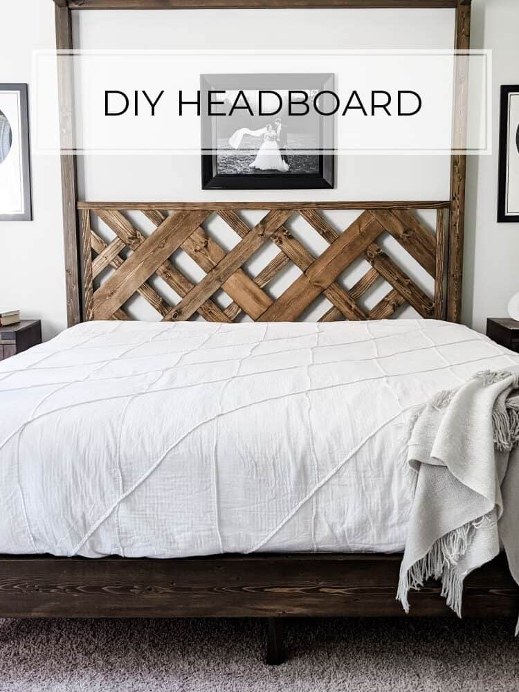 DIY Headboard in 7 Simple Steps