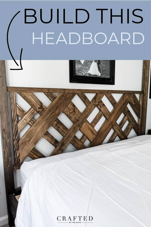 Build this wood headboard in a weekend