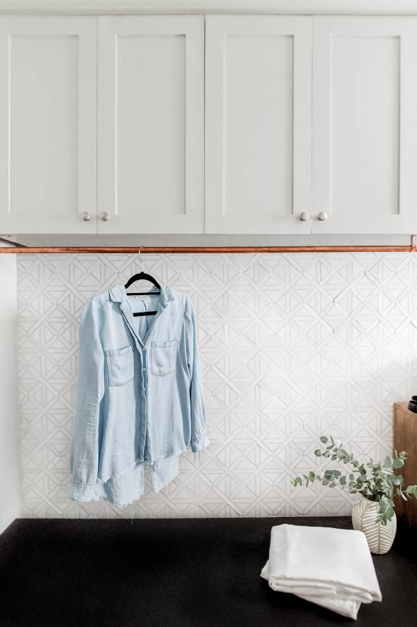 Laundry Room Reveal Spring 2020 One Room Challenge