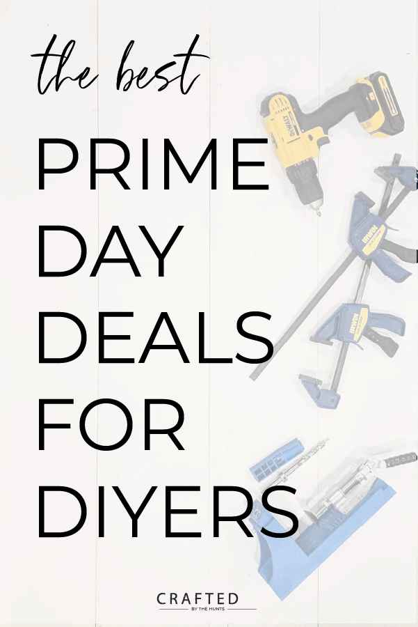 the best Prime Day deals for DIYers